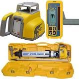Surveying Equipment - Rotary Lasers / Transit / Metal Detector