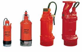MultiQuip Pumps