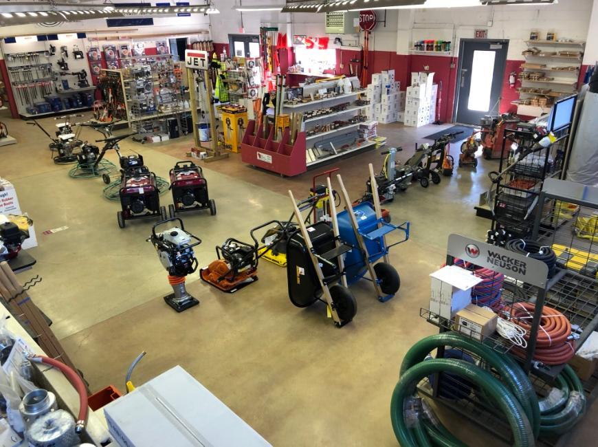 Badger Contractors Rental & Supply