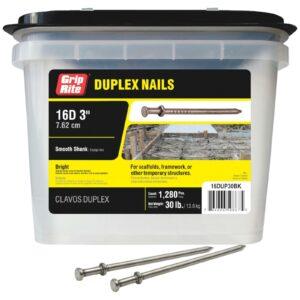 Nails | Screws | Poly Sheeting