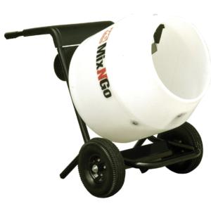 Mixers - Concrete & Mortar